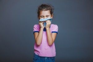 Does My Child Have a Cold or the Flu (Influenza)