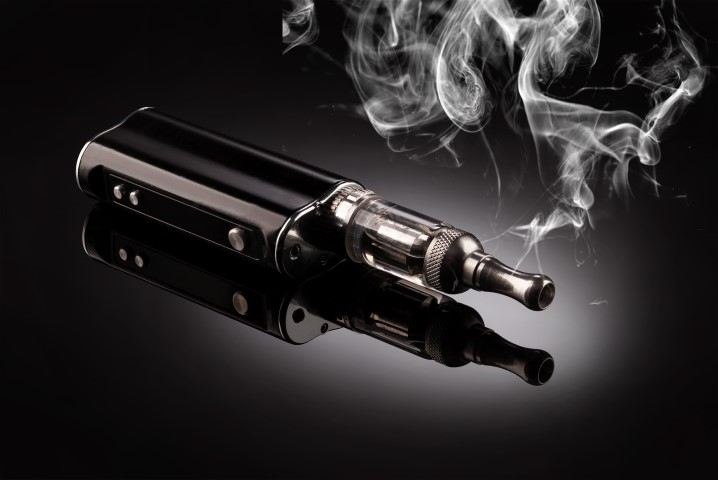 The U.S. Surgeon General has concluded that e-cigarette aerosol is not  harmless, and