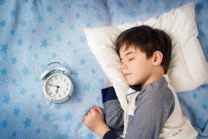 Instilling Healthy Sleep Habits in Preschoolers