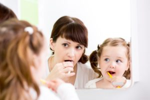 Tooth Brushing Tips for Young Kids