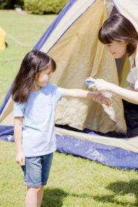 How to Safely Use Insect Repellant for Children