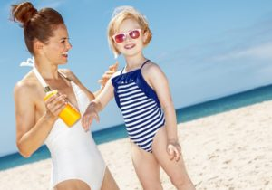 How to Safely Use Sunscreen for Your Child