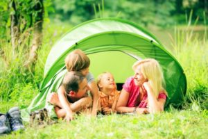 Camping Safety Tips for Parents