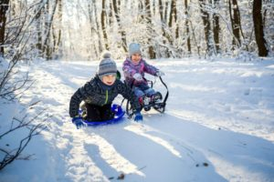 Common Winter Injuries for Kids & How to Prevent Them